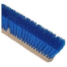 Blue Polypropylene Garage Brush