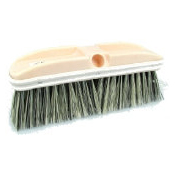 Vehicle Wash Brushes with Bumpers